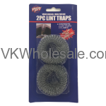 2PC Metal Mesh Lint Trap Wholesale