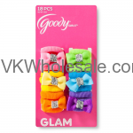 Goody Glam Girls Hair Bows Ponytail Holder Assorted Colors Wholesale