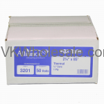 "Thermal POS Rolls 2 1/4"" x 85"" Wholesale"