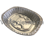 Value Key® Aluminum Oval Roaster Containers Wholesale