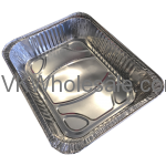 Value Key® Aluminum Rectangular Medium Size Containers Wholesale