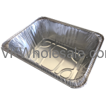 Value Key® Aluminum Half Size Extra Deep Containers Wholesale