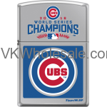 Zippo Chicago Cubs World Series Champions 2016 Lighter