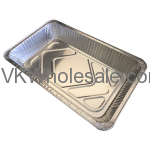Value Key® Aluminum Full Size Containers Wholesale