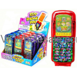 Kidsmania Flip Phone Pop Toy Candy Wholesale