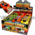 Formula 1 Racer Candy Filled Car Toy Candy Wholesale