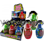 Kidsmania Sour Blast Toy Candy Wholesale