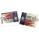 Lone Star Flag Wallet Wholesale