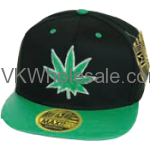 Leaf Snapback Summer Hats Wholesale