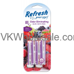 Refresh Auto Vent Stick Mixed Berries Wholesale