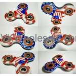 US Flags Fidget Spinner Hand Spinner