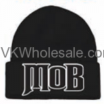 MOB Embroidered Winter Skull Hats Wholesale