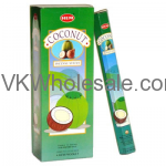 Coconut Hem Incense Wholesale