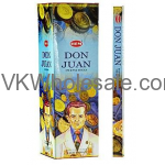 Don Juan Hem Incense Wholesale