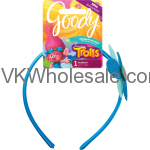 Goody Trolls Poppy Flower Headband Wholesale