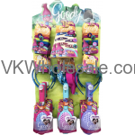 Goody Trolls Styling And Fashion Half Side Rack Display Wholesale