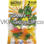 Snackerz Gummy Dinosaurs 2 for $1 Candy Wholesale