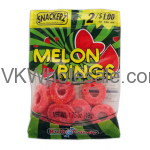 Snackerz Melong Rings 2 for $1 Candy Wholesale