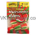Snackerz Watermelon Slices 2 for $1 Candy Wholesale