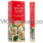 White Rose Hem Incense Wholesale