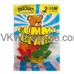Snackerz Gummy Bears 2 for $1 Candy Wholesale