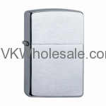 Zippo Brushed Chrome Lighter, WIth Solid Chrome Lighter Wholesale