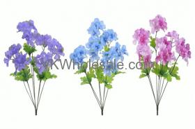 Hydrangea Bush Artificial Flower Wholesale