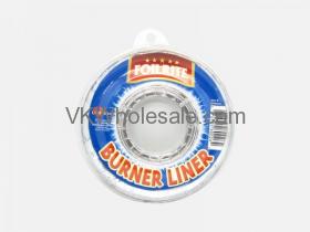 8PK Round Aluminum Burner Liner Wholesale