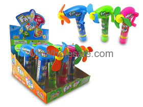 Kidsmania Fan Pop Toy Candy Wholesale