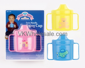 Baby Twin Handle Traning Cup Wholesale