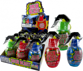 Kidsmania Sour Blast Toy Candy Wholesale