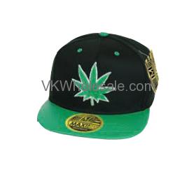 Leaf Snapback Summer Hats Wholesale