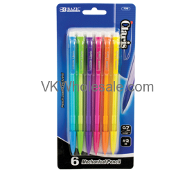 Claris 0.7mm Mechanical Pencil (6/Pack) Wholesale