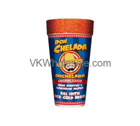 Don Chelada Michelada Original Flavor Wholesale