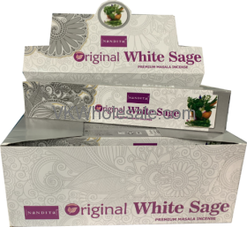 Original White Sage Nandita Incense Wholesale
