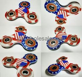 US Flags Fidget Spinner Hand Spinner