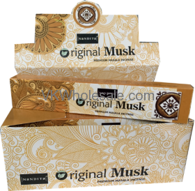 Original Musk Nandita Incense Wholesale