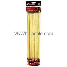 """12"""" Bamboo Skewers Wholesale"""