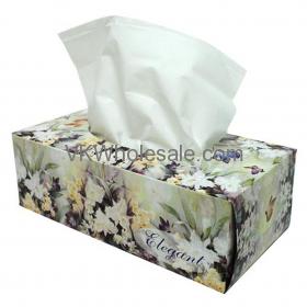 Elegant Facial Tissue Wholesale
