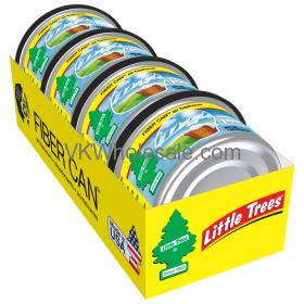 Wholesale Little Tree Air fresheners Fiber Can Summer Linen