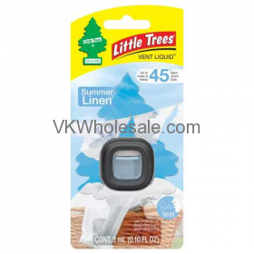 Little Tree Summer Linen Vent Liquid Wholesale