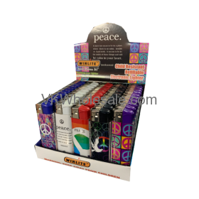 Winlite Lighters Wholesale - Peace