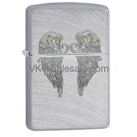 "Zippo ""Angle Wings"" Lighter Wholesale"