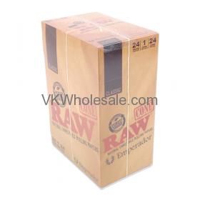 """RAW Classic Emperador 7"""" Pre-Rolled Cones Wholesale"""