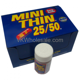 Wholesale Mini Thin 25/50 EF Energy Booster