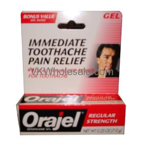Wholesale Orajel Regular Strength