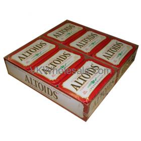 Wholesale Altoids Mints 12 pk