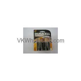 Duracell D-2 Batteries