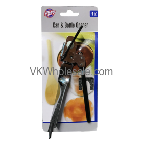 Wholesale 3 Way Can & Bottle Opener