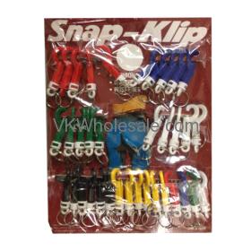 Snap Klip Key Chains Wholesale